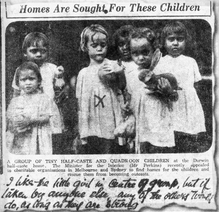 aboriginal history stolen generation