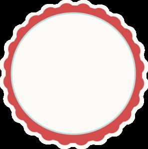 Click N Fill Templates Circle Template Simple Scrapbook Cricut Crafts