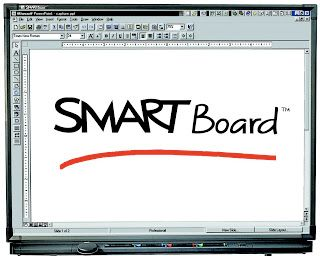 Smartboards can engage all students in the classroom.