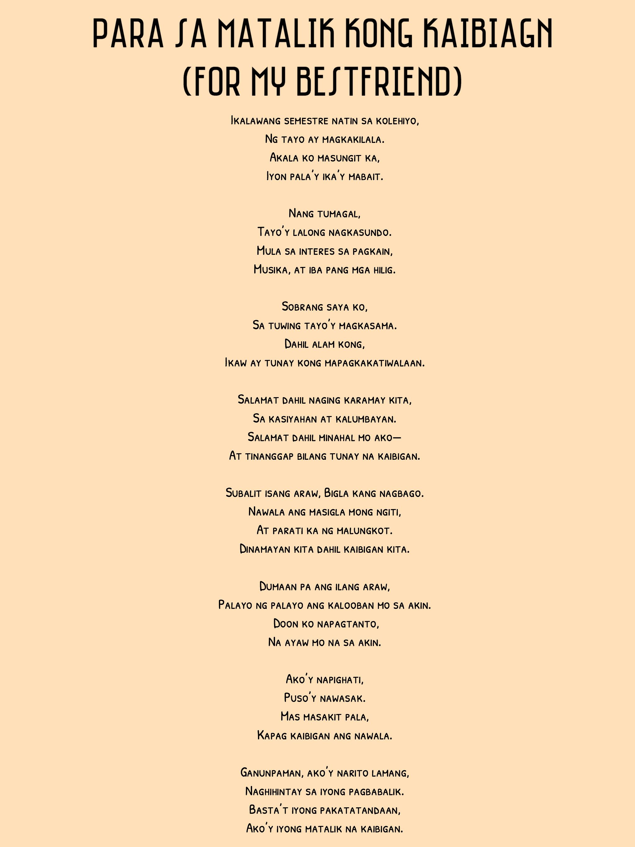 Spoken Poetry Tagalog Quotes Hugot Funny Tagalog Quotes Tagalog Love Quotes