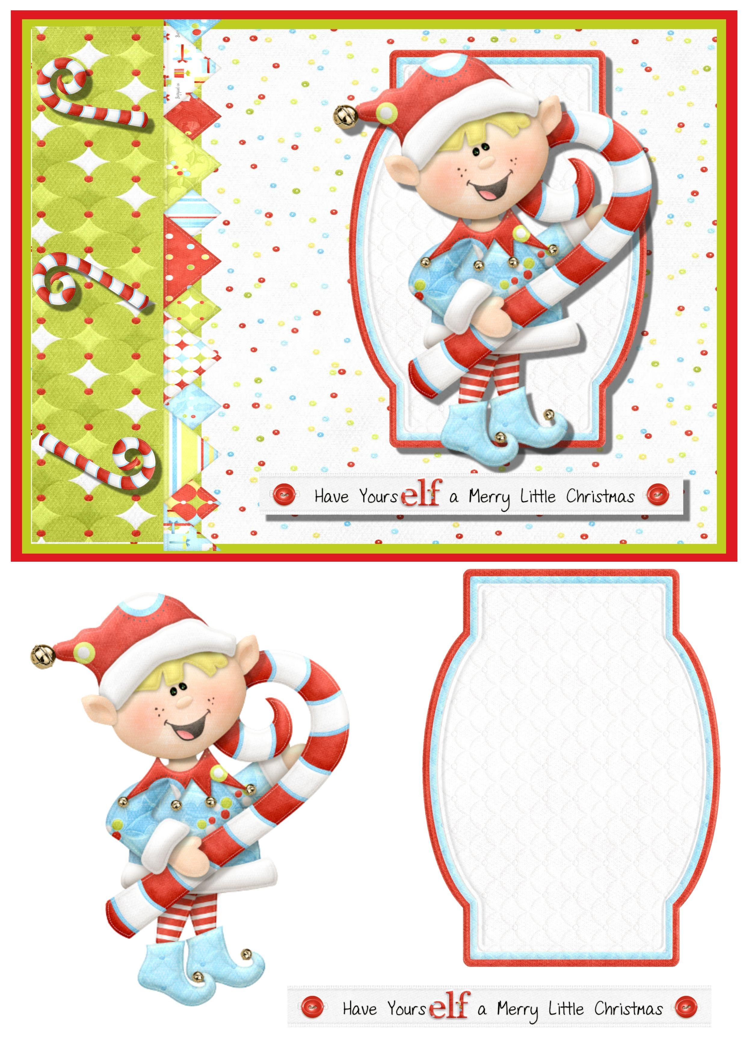 Christmas Elf 2