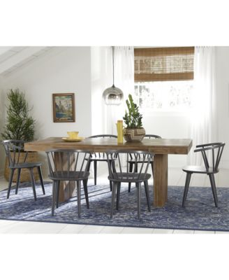 Eryn Set of 2 Dining Chairs, Quick Ship images
