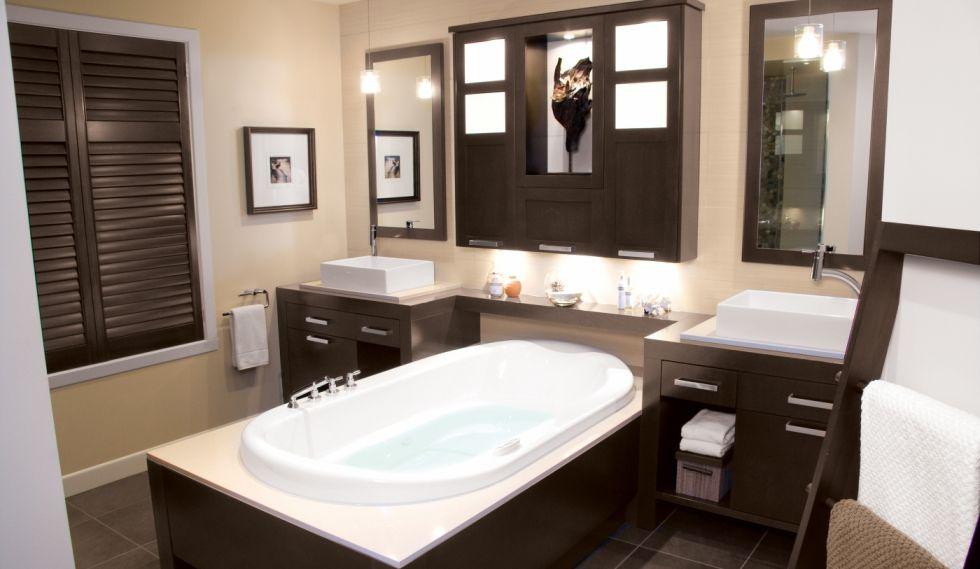 Eldorado  Collection contemporaine  Salles de bains  Gonthier