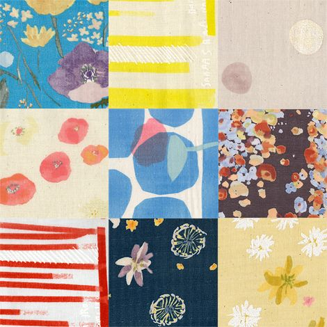bits of color & pattern
