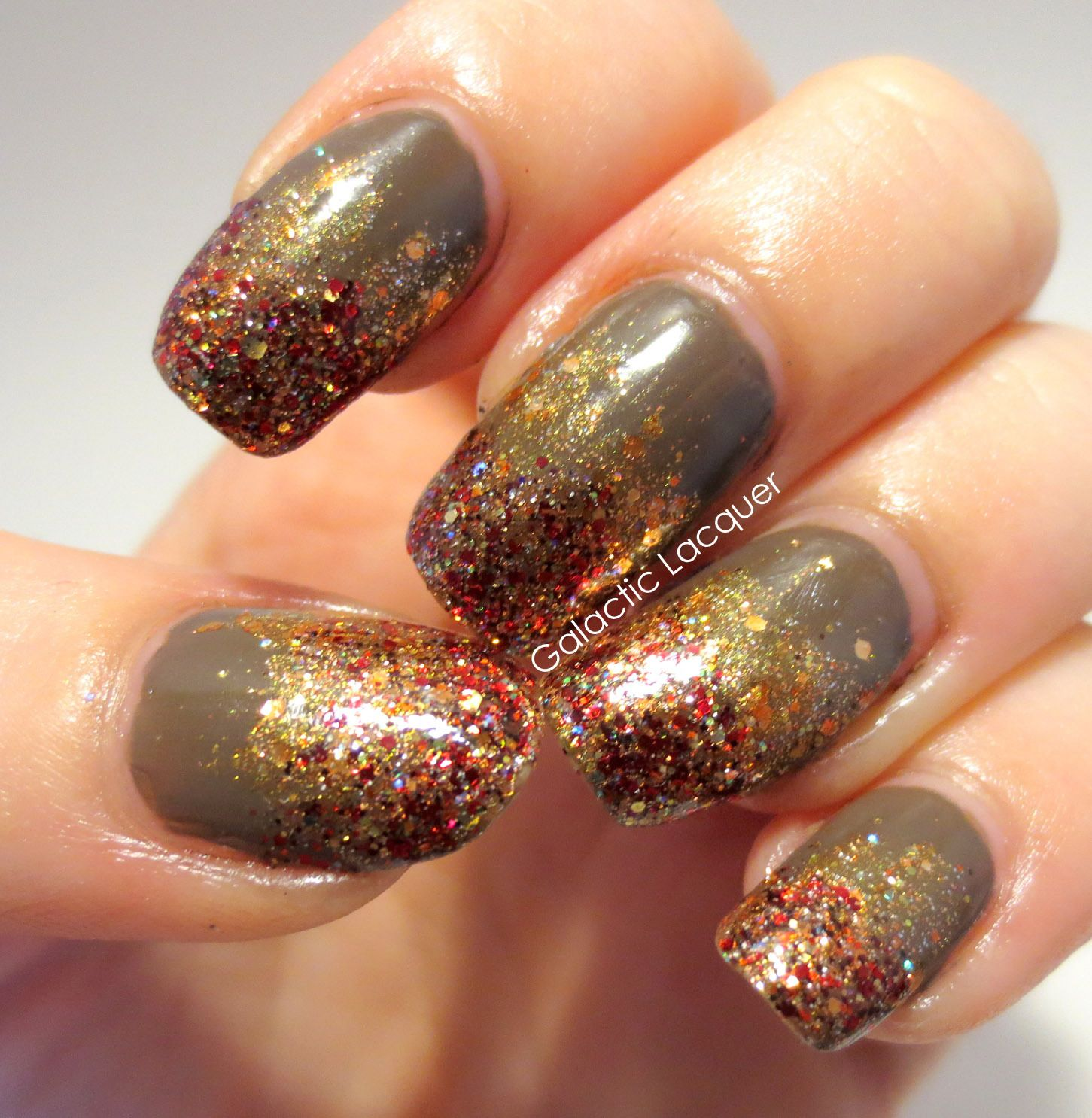 Ombre Glitter Nails!   Nail Designs   Pinterest   Art challenge ...