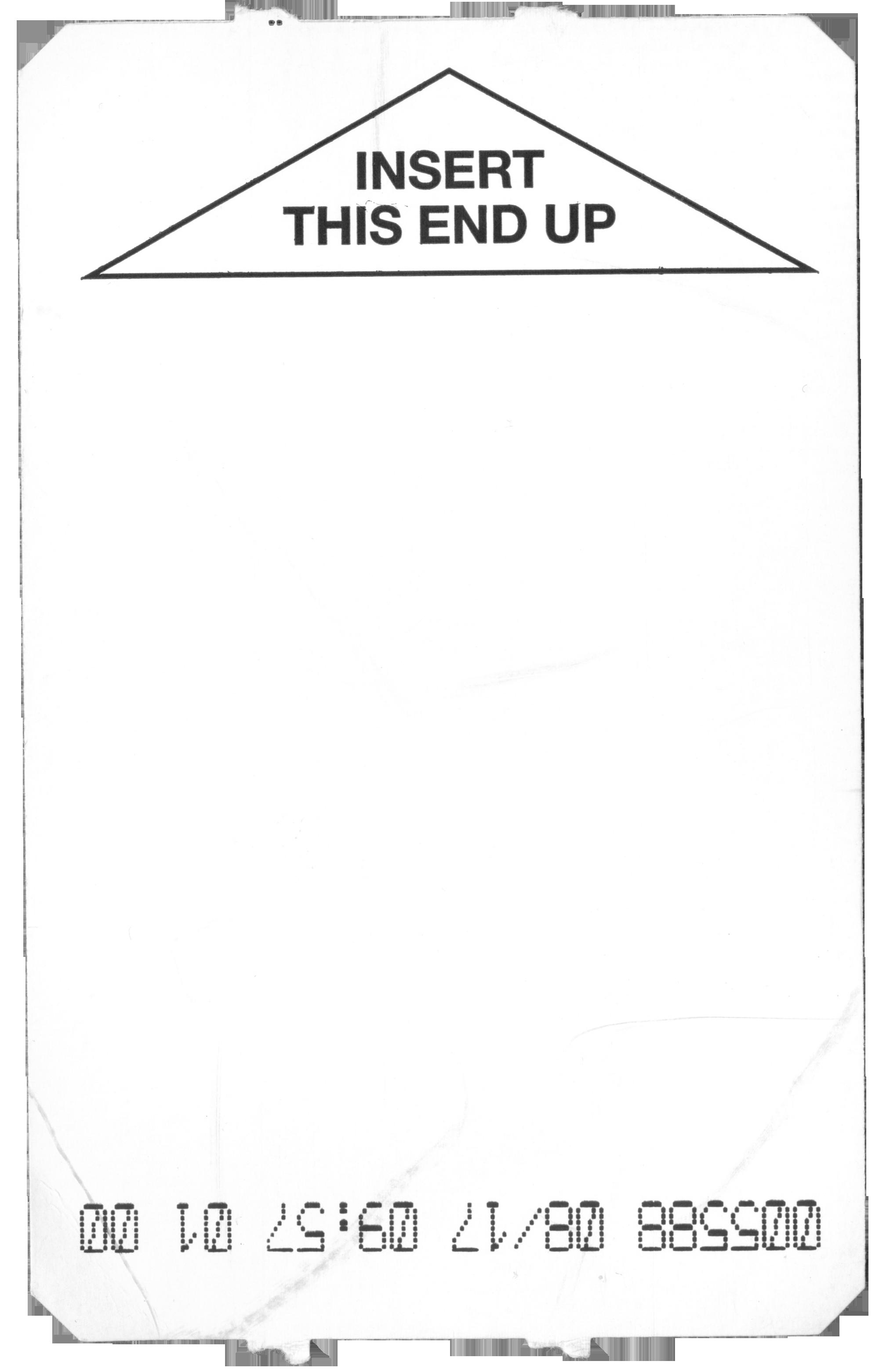 ParkingTicket  Paper