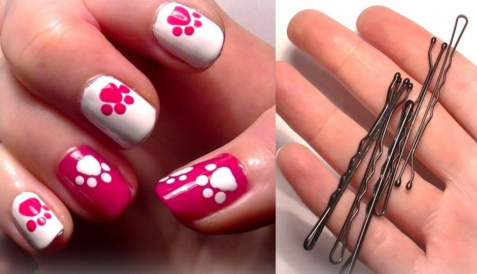 Easy Kids Nail Art Designs For Beginners Easy Nail Art Nail Art For Kids Nail Art For Beginners Kids Nail Art Designs
