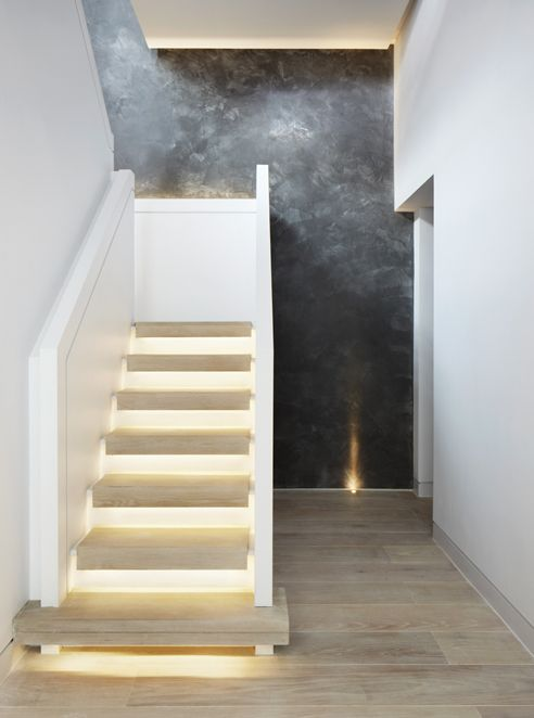 Best Coborn House Contemporary Stairs Architect 400 x 300