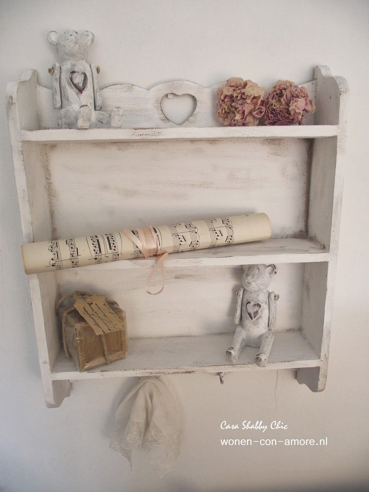 Shabby Chic Con Amore  Casa Shabby Chic Love The