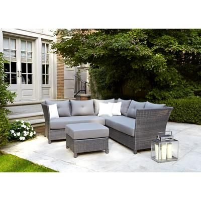outdoor sectional home depot. Leisure Design - Eve Sectional Sofa EVE-1600 Home Depot Canada \u00261600 Outdoor O