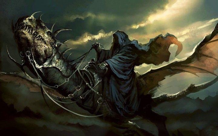 Game Nazgul Fan Artwork Hd Wallpaper Arte Conceptual Tolkien El Senor De Los Anillos