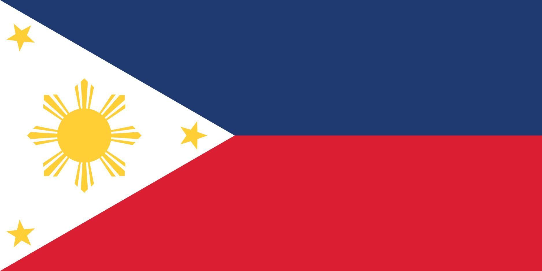 Philippines Flag And Emblem Filipino Tattoos Philippine Flag Filipino Tribal Tattoos
