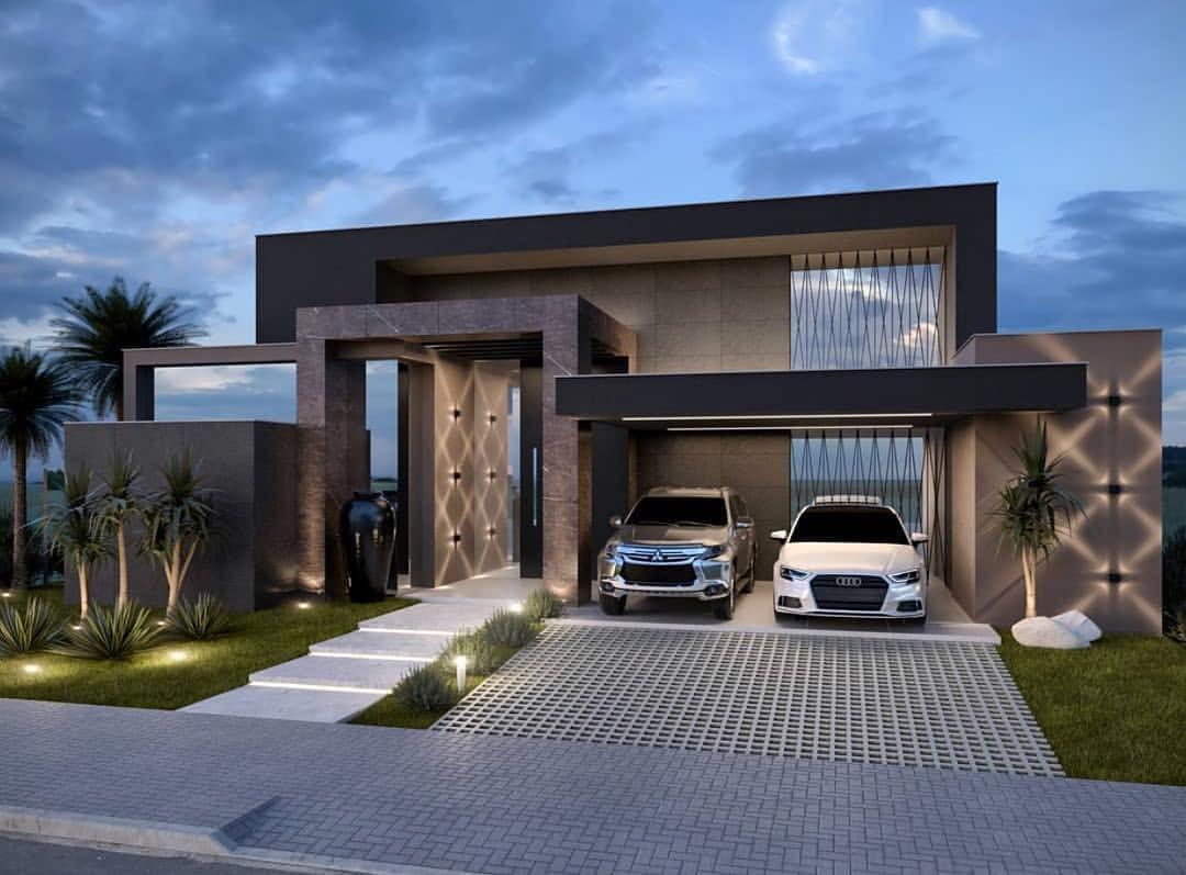 Modern house exterior, Architecture house, Contemporary house exterior, Modern a…