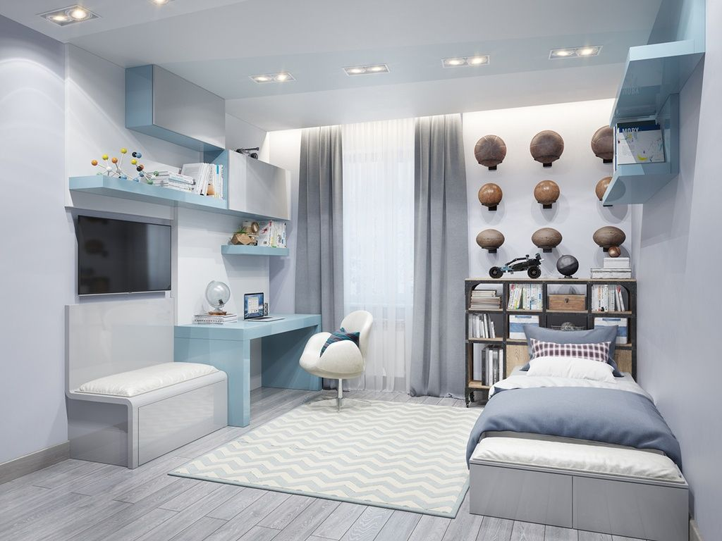 45 Enchanting Kids Room Design Ideas That Will Make Kids Happy Small Kids Bedroom Kids Room Wall Decor Bedroom Design