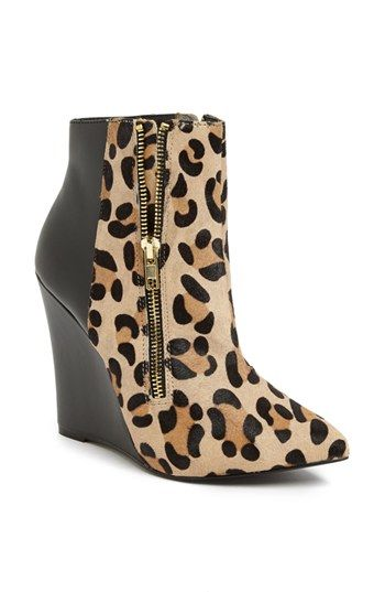 d1fef74520f Steve Madden  Daaring  Wedge Boot available at  Nordstrom I WANT THESE!!!