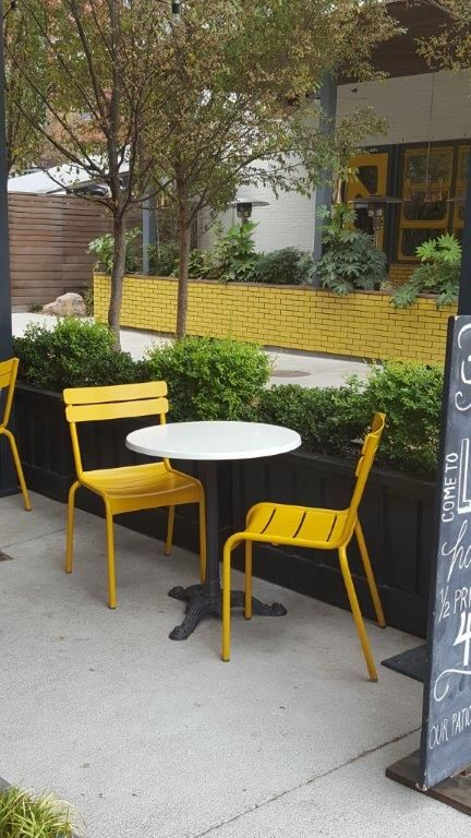 Bread Butterfly Restaurant Atlanta Ga Fermob Luxembourg Chairs