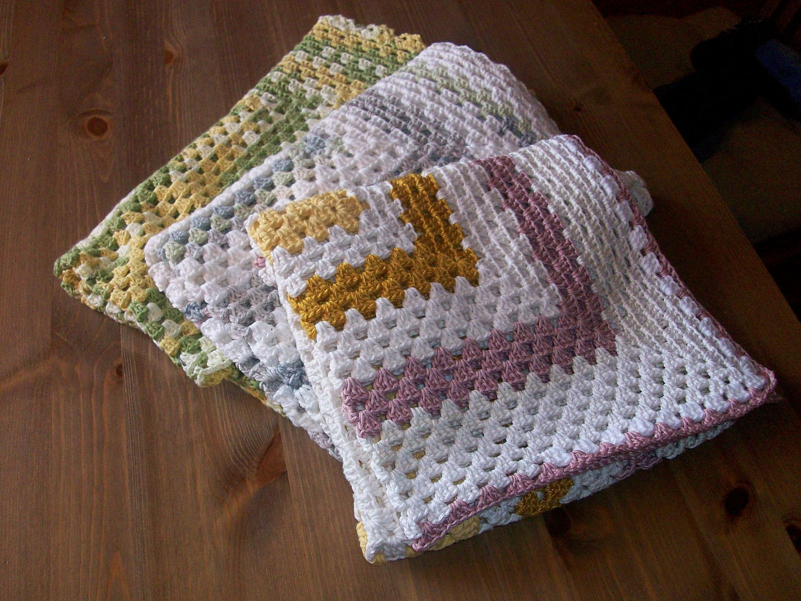 Ravelry: Basic Granny Square Baby Blanket by Cuddles-uk | Babies ...