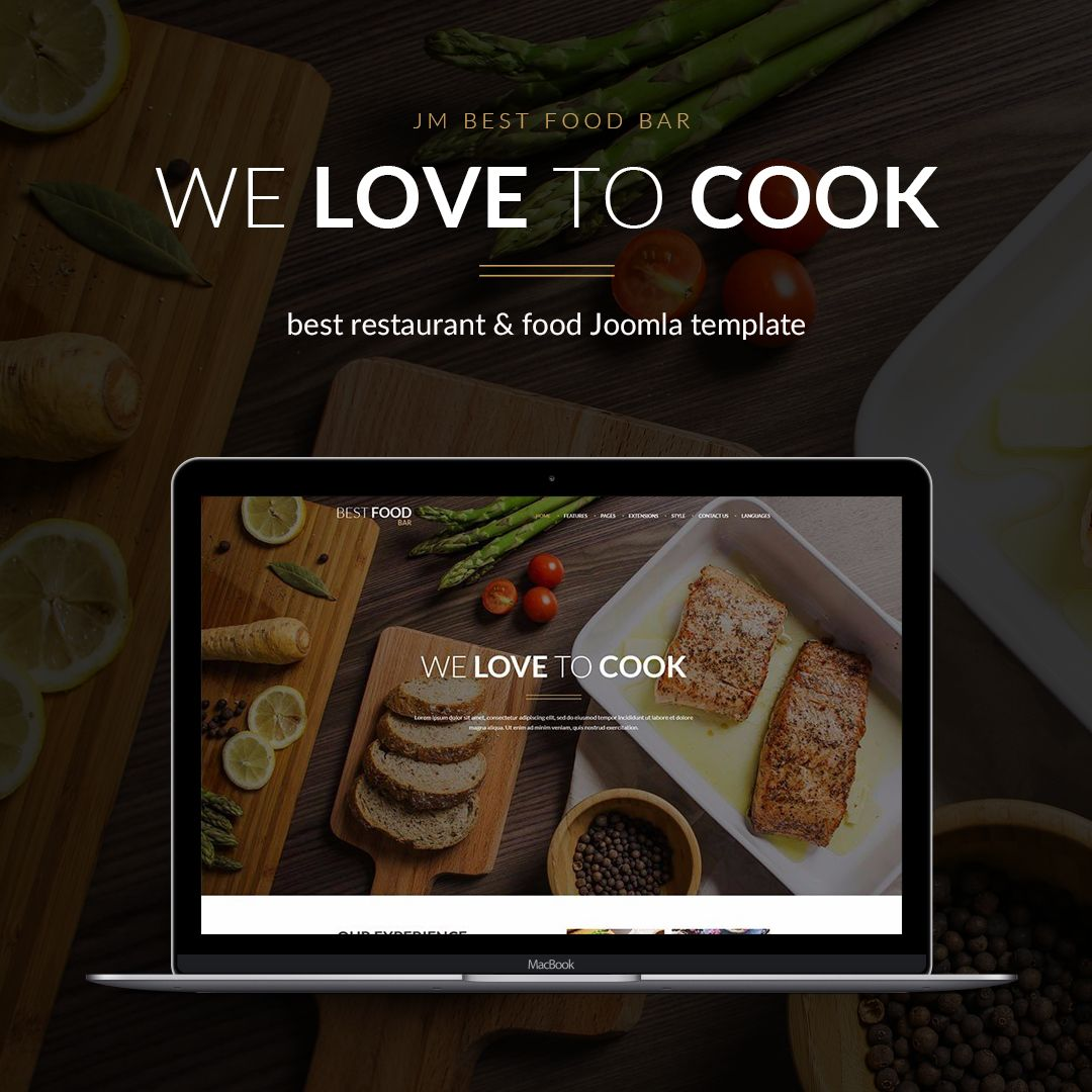 Use this joomla template to build a successful restaurant site use this joomla template to build a successful restaurant site food bar forumfinder Images