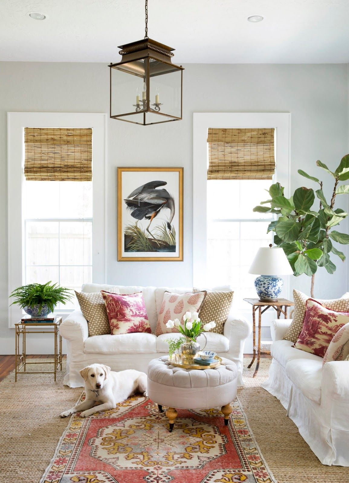 Home Tour: Charming Country Cottage in Texas by Holly Matthis ...