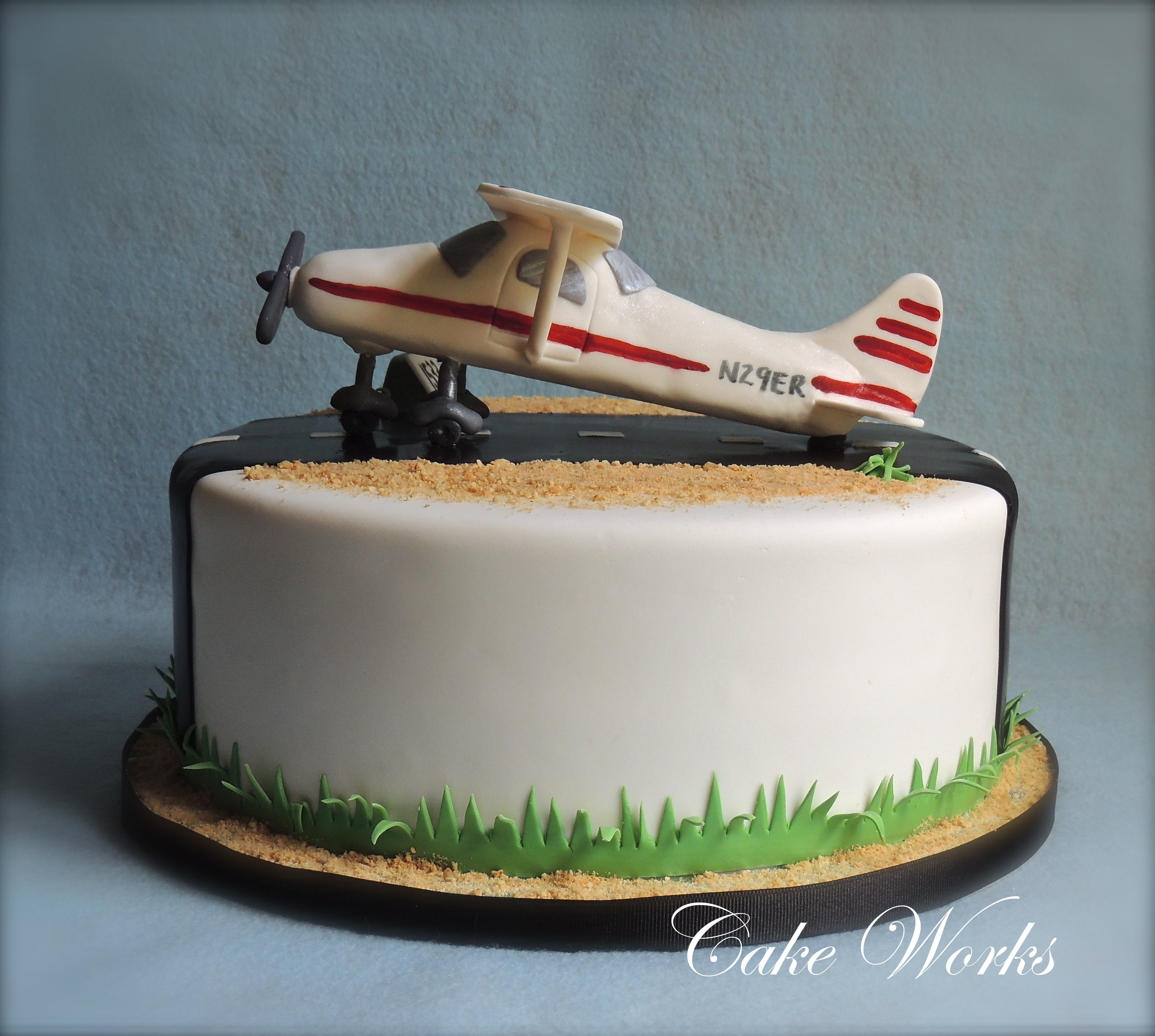 Airplane Cake Featured Sponsors