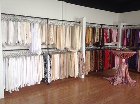 Remodeled Chicago Showroom Come Visit To See Our Beautiful Table Linens In Person Try