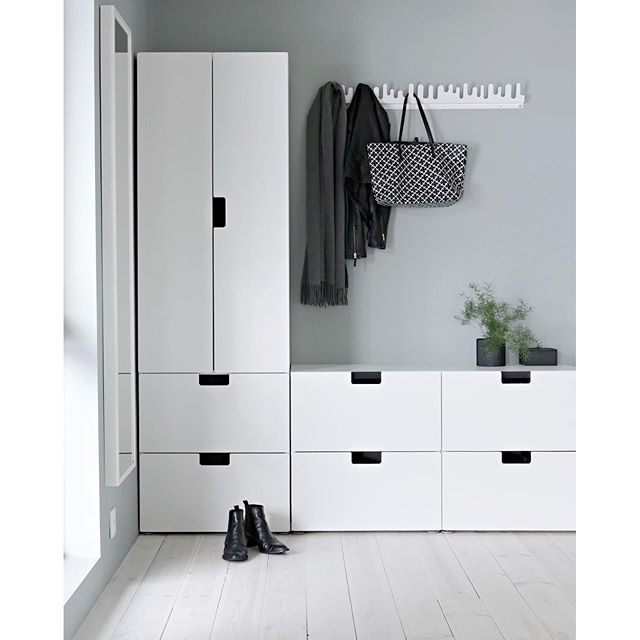 stuva ikea pour lu0027entrée ? aménagement garage Pinterest Ikea - armoire ikea porte coulissante