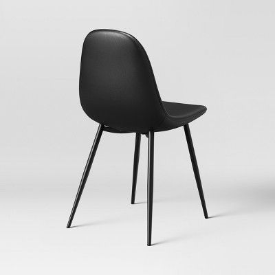 Astounding Copley Dining Chair Black Project 62 Size 2 Pack Short Links Chair Design For Home Short Linksinfo