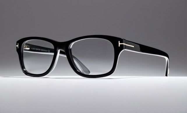 df82878f74 Tom Ford A Single Man glasses - to help just get through the goddam day  even more sharply than before.