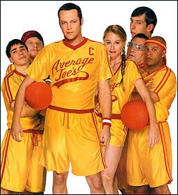 World S Largest Dodgeball Game Good Comedy Movies Dodgeball