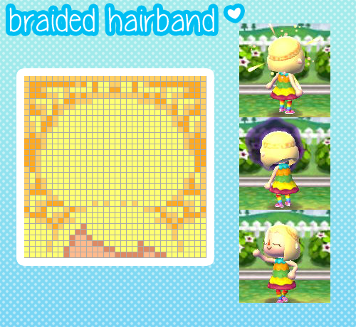 I Just Needed This To Help Out To Make A Hat Like This Acnl