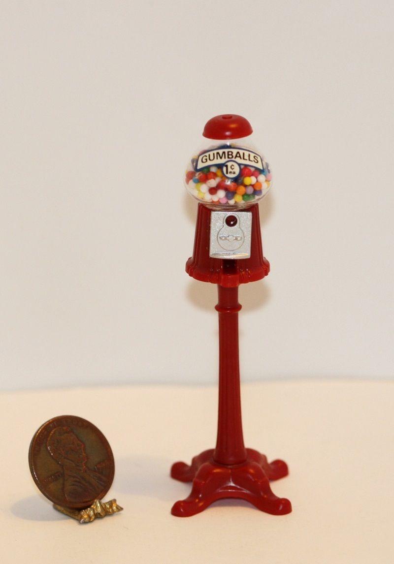 Dollhouse Miniature 1//12 Scale Stereoscope Vintage Style