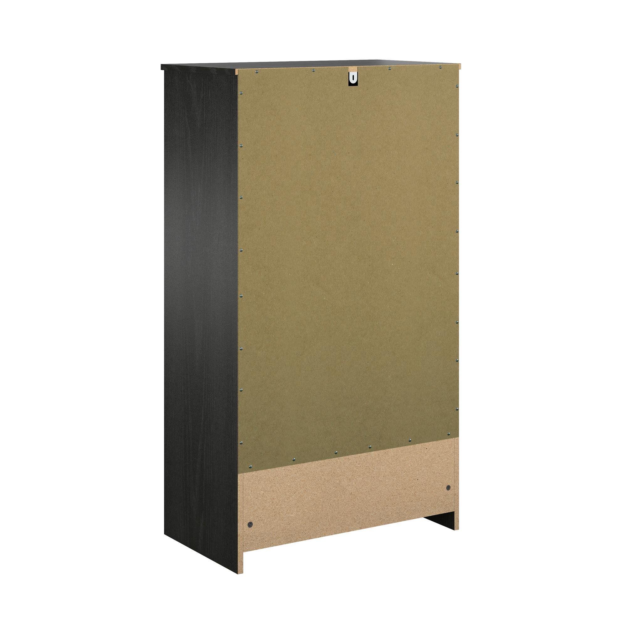Mainstays Classic 5 Drawer Dresser Black Oak Finish Walmart Com 5 Drawer Dresser Dresser Drawers Tall Dresser Decor [ 2000 x 2000 Pixel ]