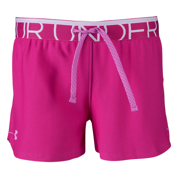 326f50cf315 Under Armour Girls Play Up Short | Rugby Shorts and Pants | Rugby ...