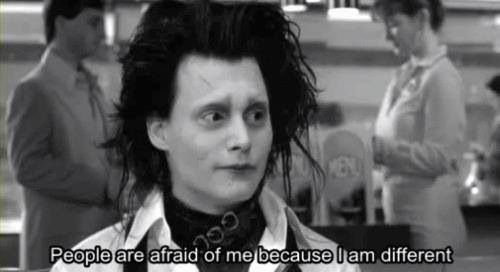 Edward Scissorhands Quotes 31 Life Lessons From