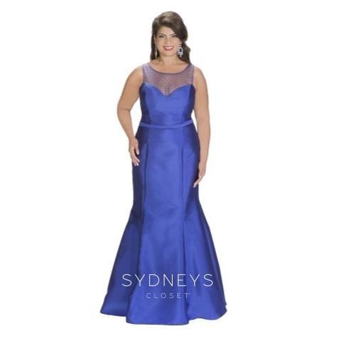 Plus Size Prom Dresses. Kuninkaallinen SininenSydneyHelmityöt. Sydneyu0027s  Closet SC7222