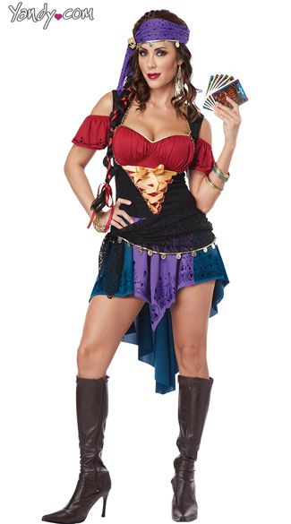 halloween costumes - Exotic Halloween Costume