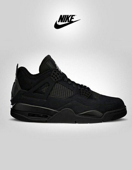 paz Brillante Esta llorando  All black Jordan | Nike shoes outlet, Nike free shoes, Nike air jordan retro
