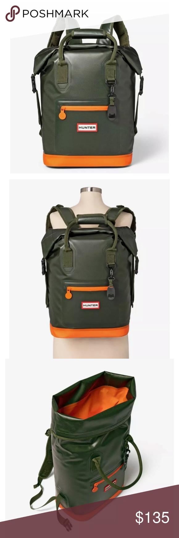 Nwt Hunter For Target 17l Backpack Cooler Target Backpack Cool Backpacks Insulated Backpack
