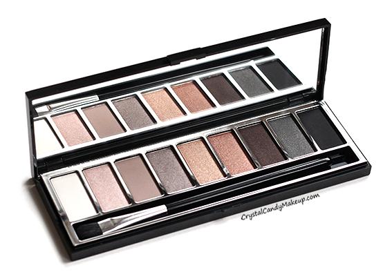 Pupa Pupart Eyeshadow Palette in 001 Eyeshadow, Pupa makeup