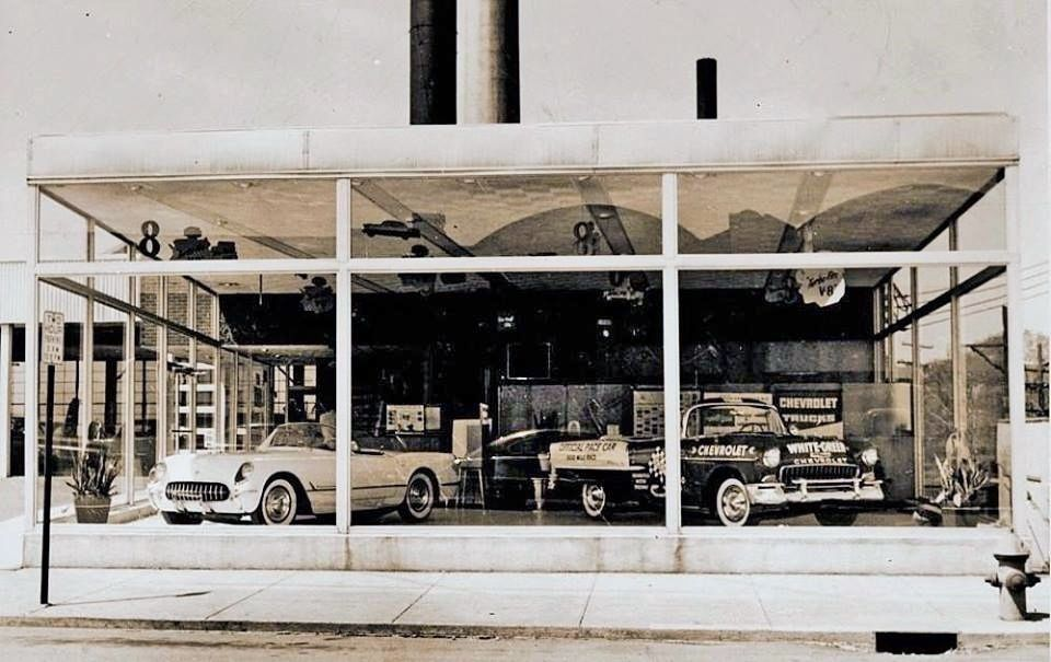 Chevy Dealer WhiteGreen Chevrolet Springfield Ohio - Chevrolet dealerships indianapolis