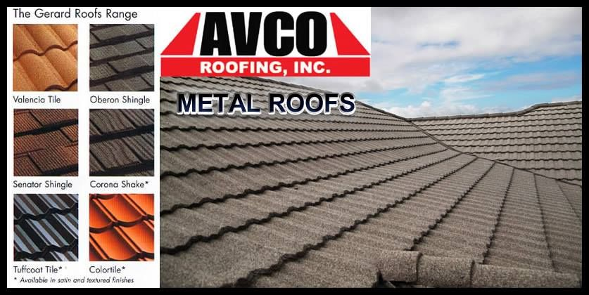 East Texas Www Avcoroofing Com They Ve Come A Long Way With Metal Roofing Products Avco Can Professionally Install An Metal Roof Metal Roof Tiles Roof Repair