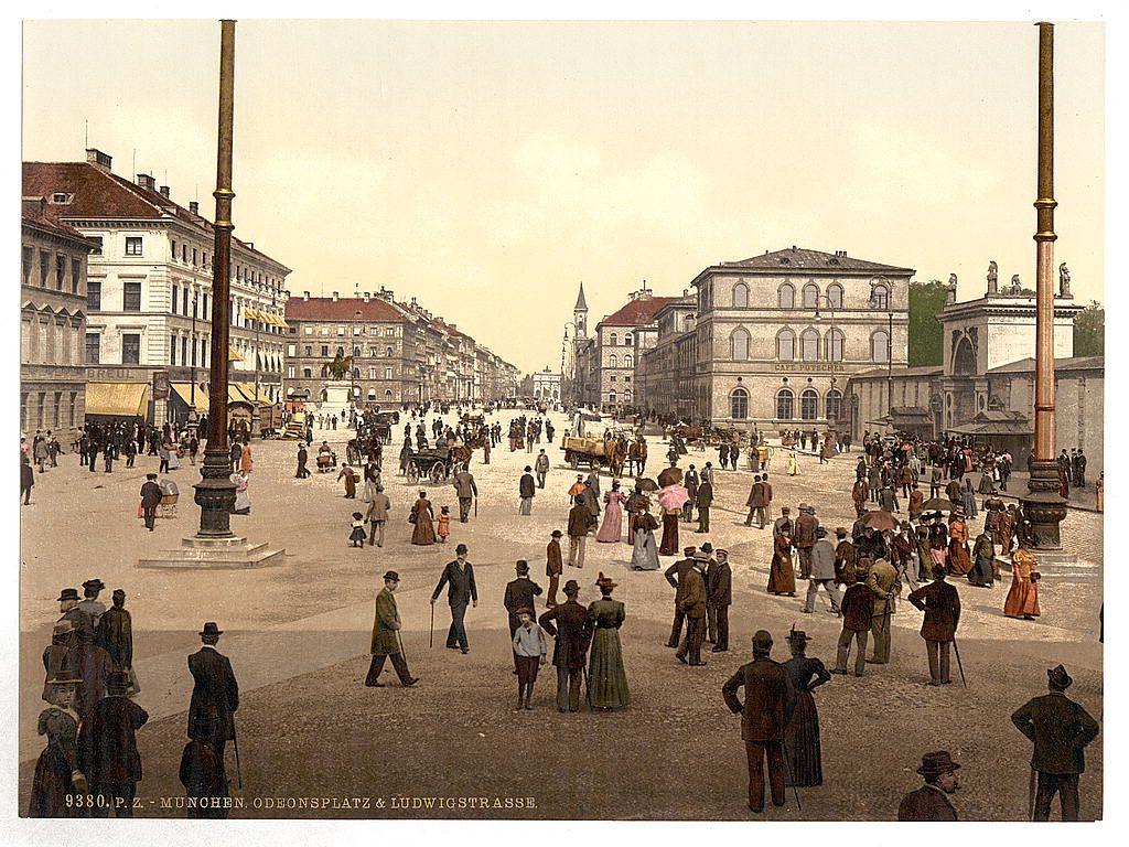 много картинки германии 19 века грибочки