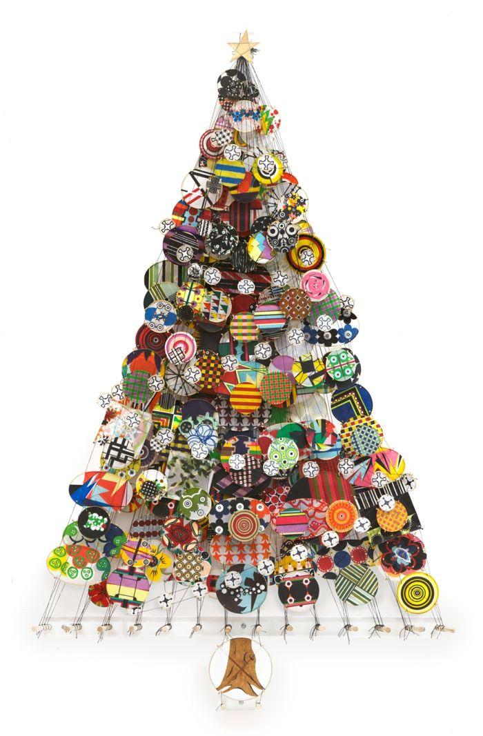 weihnachtsbaum k nstlich 42 echte alternativen f r das. Black Bedroom Furniture Sets. Home Design Ideas