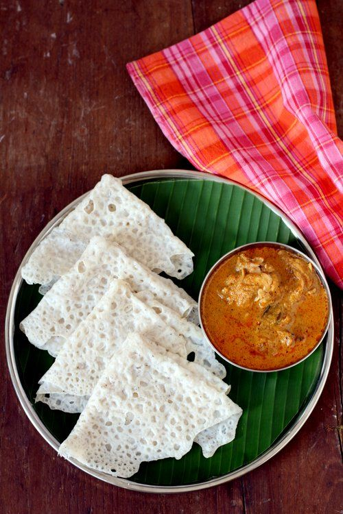Neer dosa recipe mangalore chicken curry and indian breakfast learn how to make neer dosa recipe with chicken curry a mangalore style speciality forumfinder Image collections