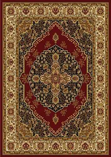 Home Dynamix 1 Hd2319 215 Royalty Collection Traditional Area Rug 7 Feet
