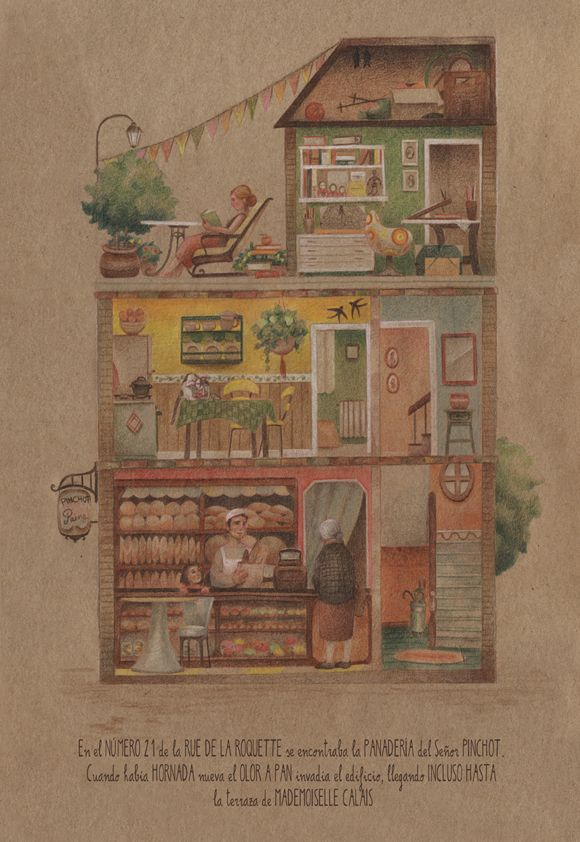 Hand Drawn Illustrations by Vero Navarro