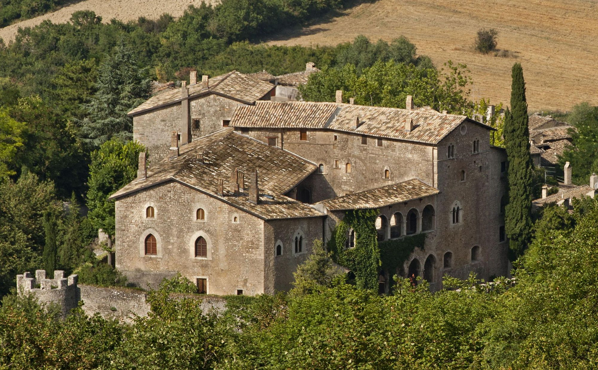 Castello Gagliano Aterno