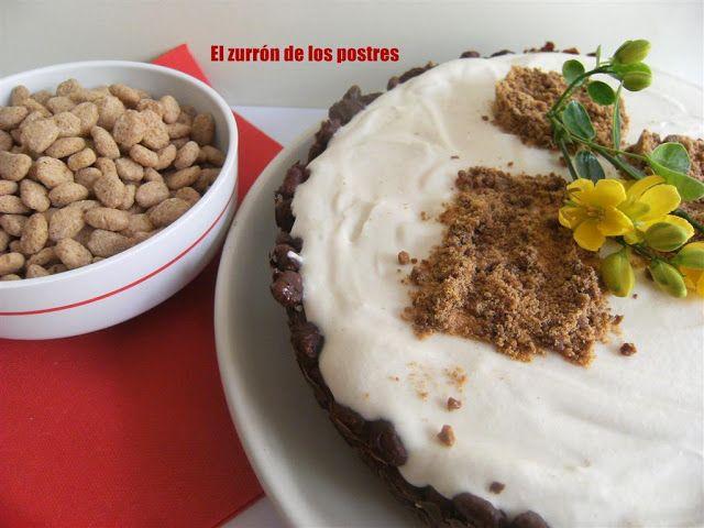 Tarta Helada de Gofio a las Tres Maneras