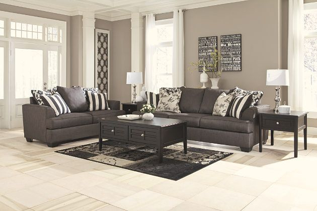 Best This Grey Couch And Loveseat Set Is Inspired By Tailored 400 x 300