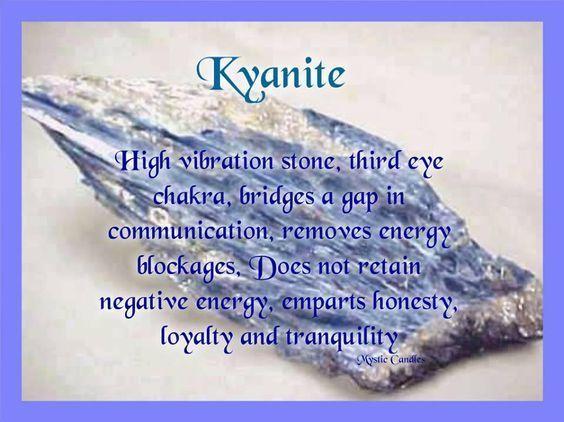 Kyanite Jewelry